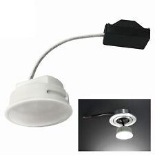 MILI LED Modul Leuchtmittel für Einbaustrahler 5W Verbrauch 3000K Warmweiss 230V