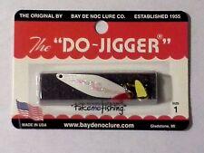 """Bay de Noc Do Jigger- White Ice - #1 - 1 3/4""""- 1/6 oz."""
