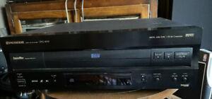Pioneer DVL-909 DVD Laserdisc LD/DVD Player