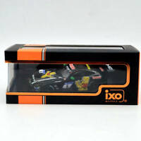 IXO 1:43 Mercedes Benz AMG GT3 #8 24h Nurburgring 2017 GTM114 Limited Edition