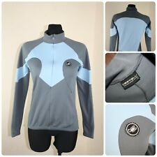Castelli Women's size Large Warmer Cycling Jersey / T-shirt