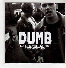 (GI154) Dumb, Super Sonic Love Toy / Two Bottles - DJ CD