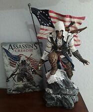 Assassin's Creed III Limited Edition Connor Statue And Steelbook Set