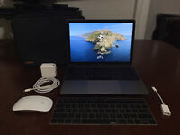 MacBook Retina 12-inch early 2015 Space Gray Model A1534 Great Condition