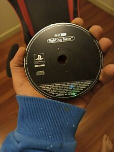 Fighting Force - Disc Only PS1 - Playstation 1 - PAL