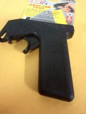Can Gun Spray Can Handle Black  #11650  NEW