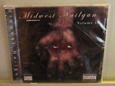 MIDWEST NAILGUN 2 comp CD extreme metal Argals Castrofate Fatalis Toxin NWT