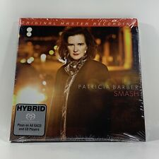 Patricia Barber - Smash - MFSL Super Audio CD SACD Hybrid SEALED
