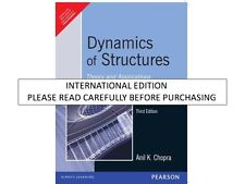 Dynamics of Structures: Theory and Applications to Earthquake Engineering, 3rd e