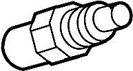 Nissan/INFINITI 22401-5M015 Spark Plug.
