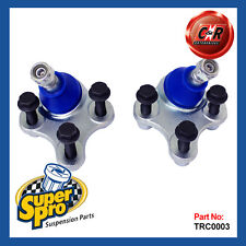 Audi A3 Cabriolet 2004 Superpro Front Roll Centre Adjust Ball Joint Kit TRC0003