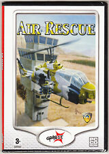 Air rescue-simulation/skill game-windows-neuf & scellé pc cd rom