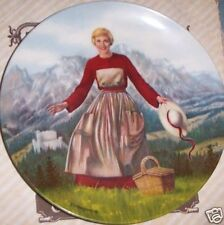 Sound of Music Collector Plate T. Crnkovich 1986
