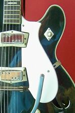 50'S-60'S  SILVERTONE KAY HARMONY 1446 CHRIS ISAAC ARCHTOP GUITAR PICKGUARD