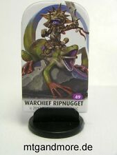 Pathfinder Battles Pawns / Tokens - #049 Warchief Ripnugget - Rise of the Rune