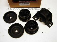 ROCAR Differential Repair Kit Bushing Mount Honda CRV 97-01 AWD 5pcs RC-EM0072