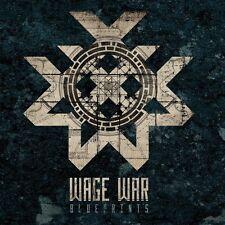 WAGE WAR - BLUEPRINTS   CD NEU