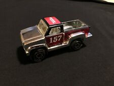 VINTAGE 1979 TONKA Truck pick up silver chrome red #157