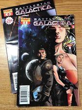 Battle Star Galactica #1 comic book