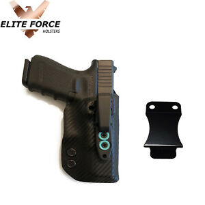 Holster Fits Springfield Armory HELLCAT 9MM interchangeable Tuckable IWB