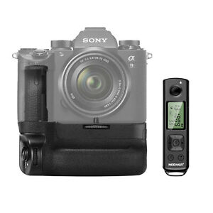 Neewer Battery Grip Replacement for Sony VG-C3EM for Sony A9 A7III A7RIII Camera