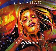 Beyond The Realms Of Euphoria - Galahad (2013, CD NEUF)