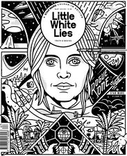 Star Wars Rogue One - Little White Lies Magazine 67 B&W colouring in edition NEW