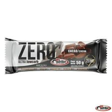 PRONUTRITION BARRETTA PROTEICA ZERO ULTRA LOW CARB E SUGAR BAR DA 50 GRAMMI