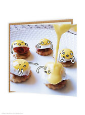 Brainbox Candy funny humour 'Eggs Benedict' cute quirky different birthday card