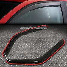 For 93-11 Ranger/Mazda B-Cab Smoke Window Visor Shade/Sun Wind/Rain Deflector