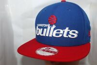 Washington Bullets New Era NBA 2 Tone 9Fifty,Snapback,Cap,Hat    $ 31.99    NEW