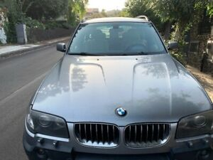 BMW X3 3.0d cat Futura