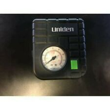 Uniden 12V Tire Inflator Up to 80 PSI