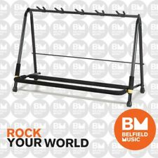 Hercules GS525B Guitar Display Stand  Rack for 5-Piece - GS-525B - Brand New