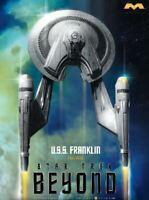 MOEBIUS MODELS 1/350 STAR TREK BEYOND: USS FRANKLIN NX326 STARSHIP | 975
