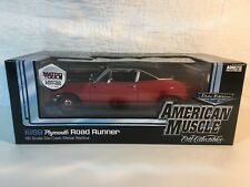 1:18 ERTL Elite 1969 Plymouth Road Runner red Matco Tools 1 of 352