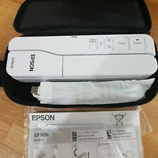 Epson ELPDC06 Portable Document Camera Presenter/Visualiser & Leads & Bag.