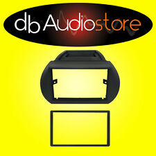 Phonocar 3/201 Mascherina AutoRadio 2DIN Nero Citroen Nemo Jumper 2014 Radio