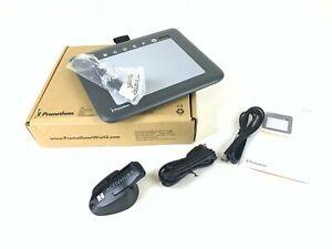 Promethean ActivSlate 60 Wireless Graphic Drawing Tablet Stylus Teacher Pen