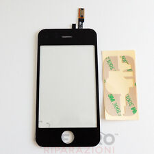VETRO TOUCH SCREEN PER APPLE IPHONE 3G + BIADESIVO 3M EXTRASTRONG TOP QUALITY
