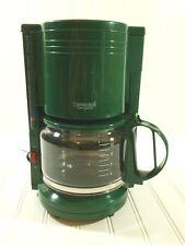 Gevalia Connaisseur Home Concepts 10 Cup Coffee Maker Hunter Green GM610G