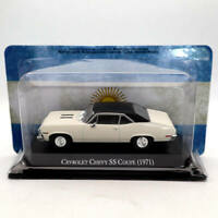 IXO Altaya 1:43 Chevrolet Chevy SS Coupe 1971 Diecast Models Limited Edition