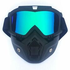 Men/Women Snow Sport Goggles Ski Snowboard Skate Full Face Mask Glasses Anti-fog