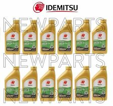 12  Quarts Pack Idemitsu 0W-20 Synthetic Engine Motor Oil for Lexus Toyota Scion