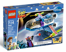 LEGO Toy Story Buzz's Star Command Spaceship (7593)