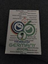 Coupe du monde 2006 Coffret Italie (lire L'annonce)