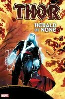 THOR #6 1st PRINT DONNY CATES BLACK WINTER Cover A 2020
