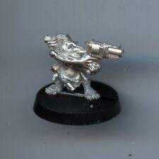 WH40K 3rd Ed Ork Gorkamorka Rebel Grot Gretchin Slugga #2 Metal Miniature