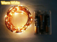 Warm White Party In/Outdoor Fairy String Light Lamp Christmas Wedding Decoration