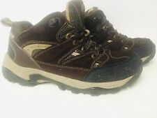 COLEMAN Men's Leather Lace-Up Hiking Ankle Boots Shoes in Brown (SIZE 8)